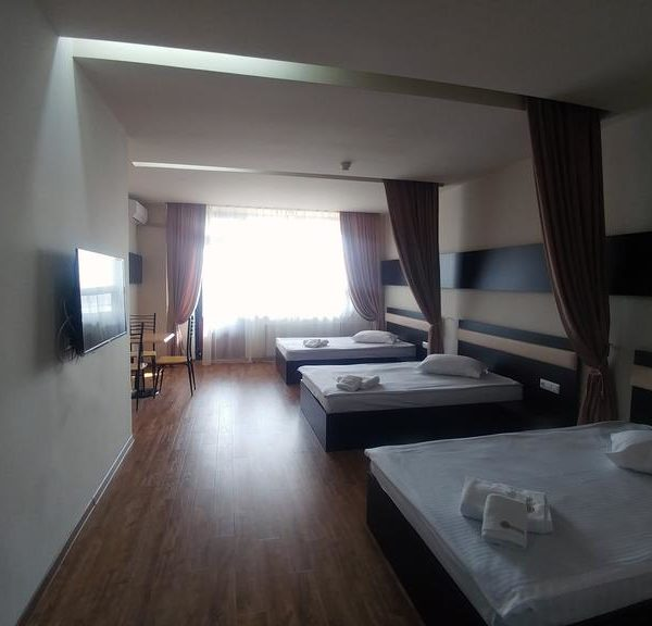 TRIPLE ROOM WITH BALCONY FOR THREE PERSON