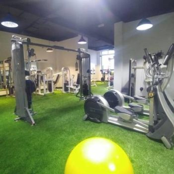Cottage  Gym