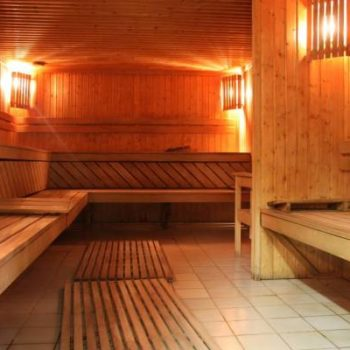 Apartment   Sauna